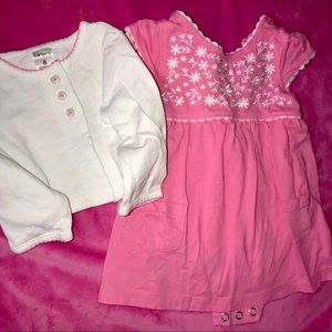 💝baby Girls outfit💝size 6 months💝 must bundle